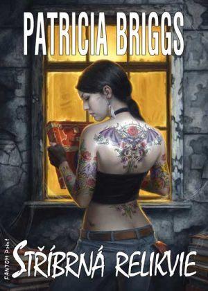Patricia Briggs: Stříbrná relikvie (obálka)