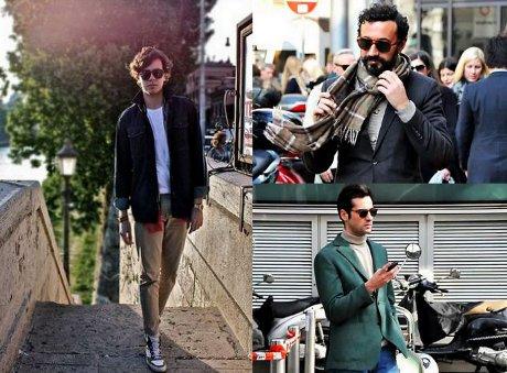 FOTO: Italská pánská móda