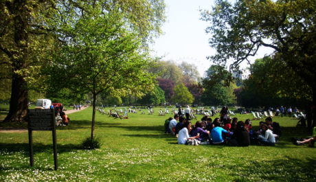 FOTO: St. James's Park