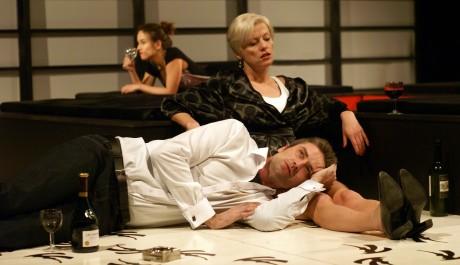 FOTO: Roman Zach jako Franz a Dana Poláková v roli Anny