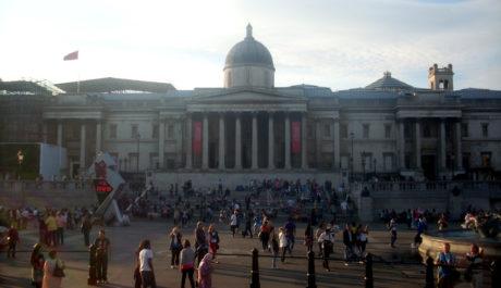 FOTO: Trafalgar Square