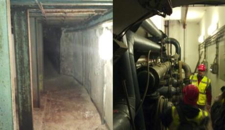 FOTO: Tunely pod Národním divadlem