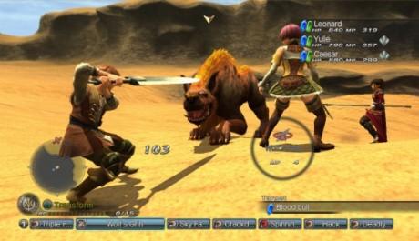 OBR.: Souboj s vlky v poušti