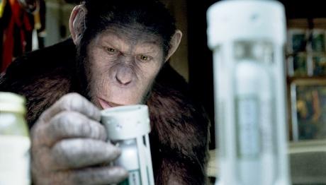 OBR: Zrození planety opic