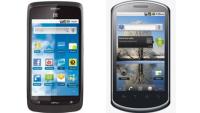 ZTE Blade a Huawei Ideos X5
