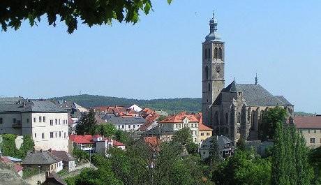 FOTO: Kutná Hora: rodné město Jiřího Ortena
