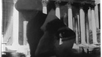FOTO: Paris významného českého avantgardního filmaře a fotografa Alexandra Hackenschmieda, Zdroj: Galerie Václava Špály