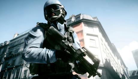 FOTO: Battlefield 3 Paříž
