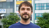 Manažer Domu knihy Librex v Ostravě Jan Becher