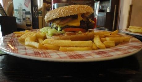 FOTO: Burger - Merlin