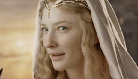 FOTO: Královna elfů Galadriel v Pánovi prstenů