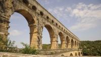 FOTO: Akvadukt Pont du Gard