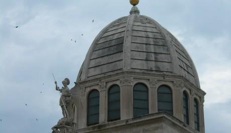 FOTO: Katedrála sv. Jakuba, Šibenik, Chorvatsko