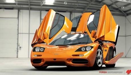 OBR.: McLaren F1