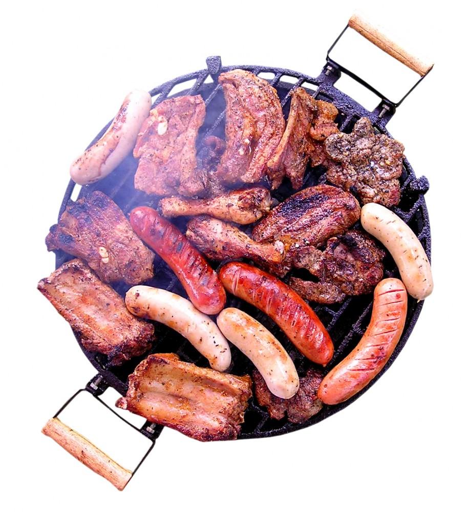 FOTO: Grilované maso