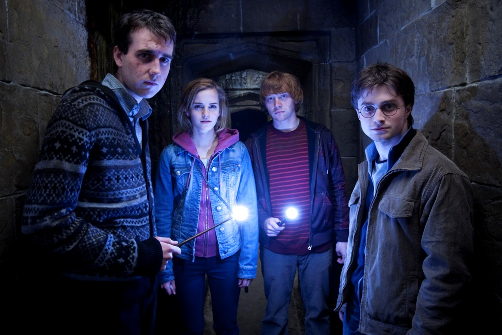FOTO: Harry Potter a Relikvie smrti - cast 2 (2011)