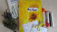 FOTO: Zátiší s herbářem