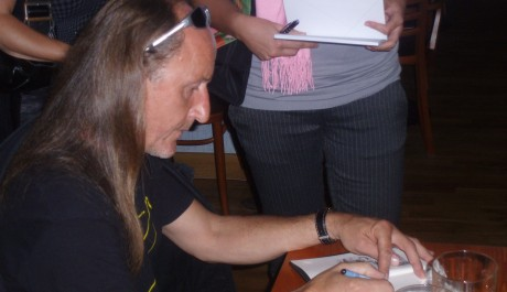 J. H. Krchovský na MAČi 2011