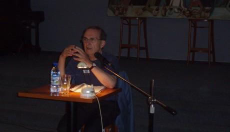 Jiří Gruša na Měsíci autorského čtení 2011