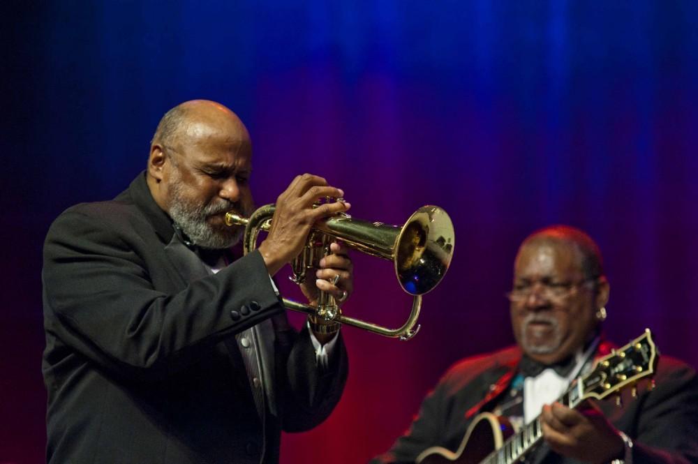 foto Koncert Johna Mayalla a B.B.Kinga