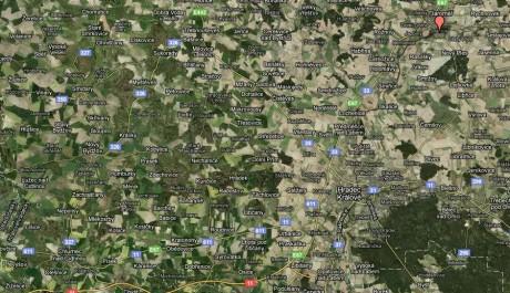 foto mapa Josefov