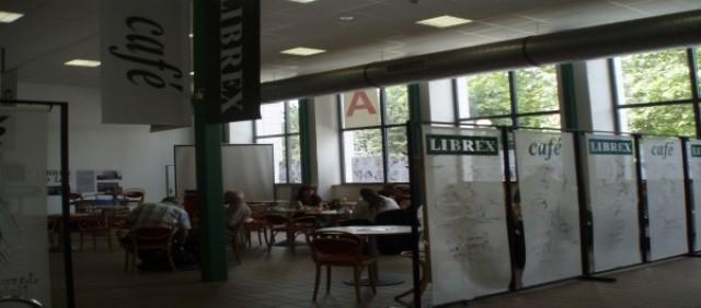 Kavárna Café Librex, Letní knižní veletrh 2011
