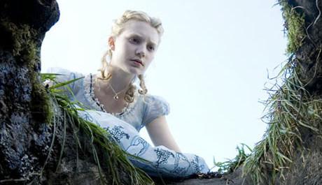 FOTO: Mia jako Alenka při cestě do říše divů