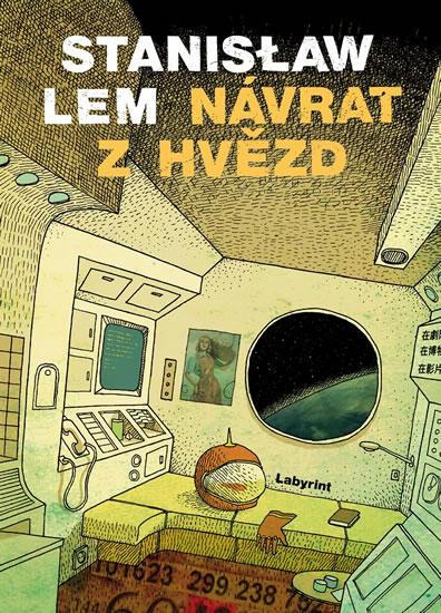 Návrat z hvězd Stanislaw Lem (obálka knihy)