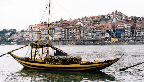 FOTO: Porto - přístav