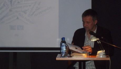 Tomasz Rozycki na Měsíci autorského čtení 2011
