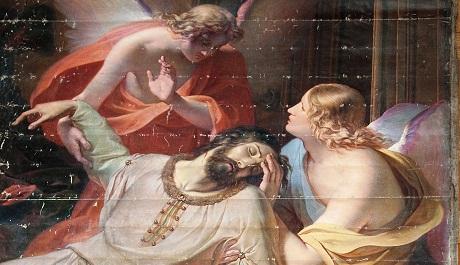 OBR: Obraz sv.Václava v Kroměříži, Anton Petter