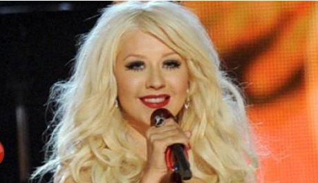 FOTO: Christina Aguilera