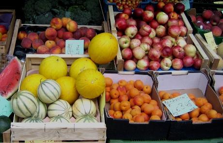 FOTO: Farmářský trh