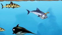 SCREENSHOT: Feeding Frenzy 2 od PopCap Games