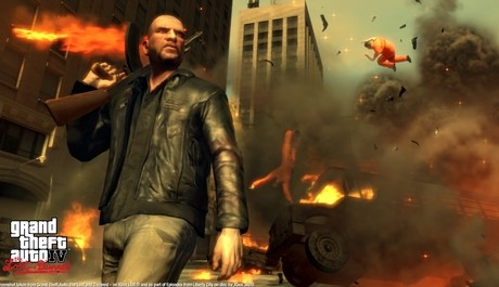 SCREENSHOT: GTA IV – The Lost and Damned