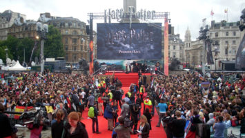 FOTO: Harry Potter premiera