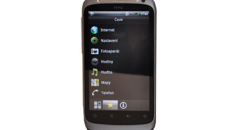FOTO: HTC Desire S 3