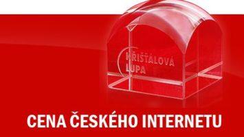 OBR: Křišťálová lupa - cena českého internetu
