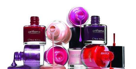 FOTO: Laky na nehty Pure Colour, Oriflame