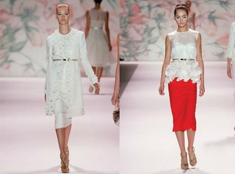 FOTO: kolekce ready to wear jaro/léto 2011 Monique Lhuillier