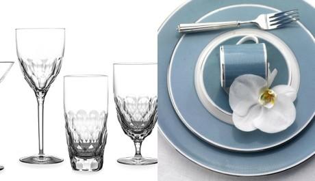 FOTO: kolekce nádobí Monique Lhuillier