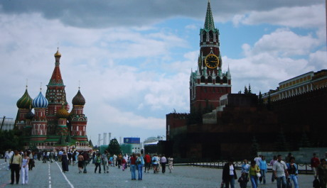 FOTO: Moskva