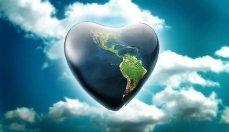 FOTO: Srdce Země
