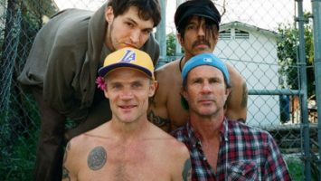 FOTO: Red Hot Chili Peppers