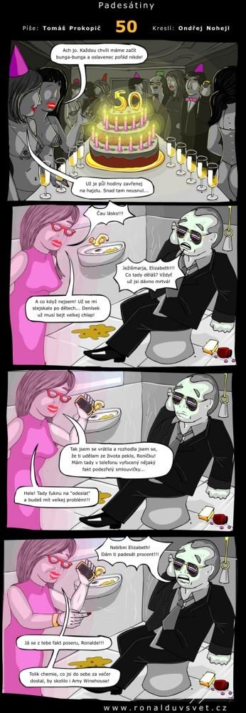 Ronaldův svět: #49 - Valentýn