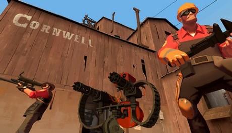 OBR.: Opravář z Team Fortress 2