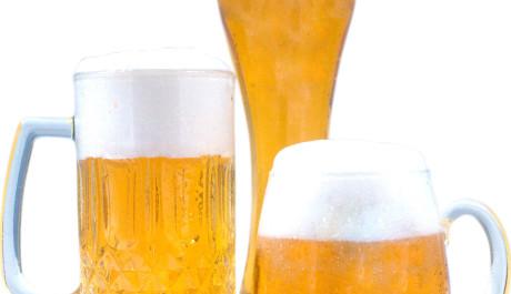 FOTO: Tři sklenice piva