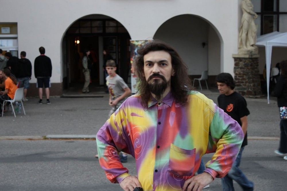 FOTO: Varhan Orchestrovič Bauer na Festivalu fantazie 2011