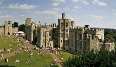 FOTO: Warwick Castle