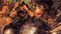 OBR.: Žižka tne mečem